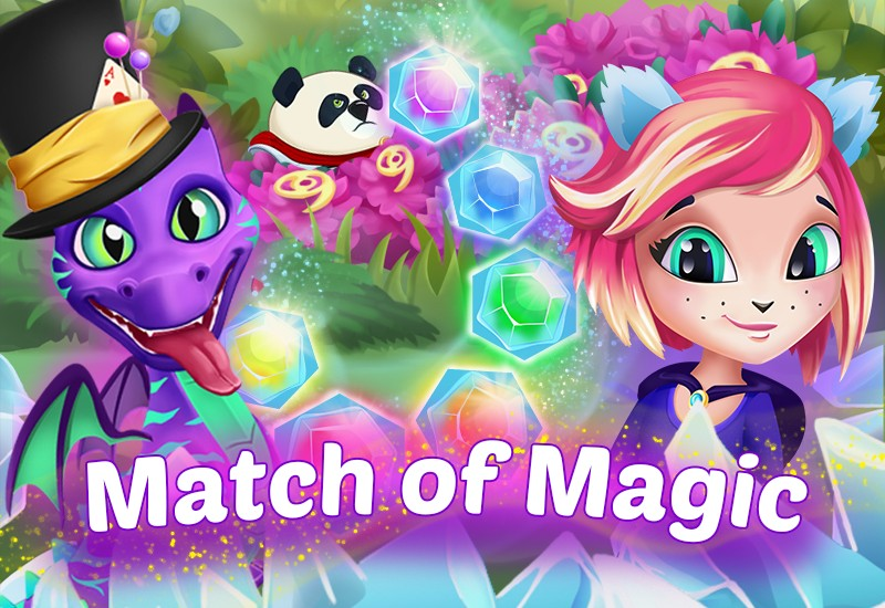 Match of Magic