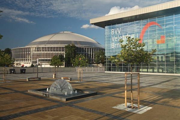 BVV · Brno Exhibition Centre